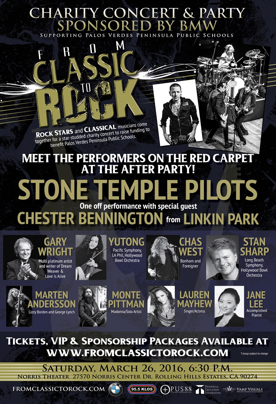 stone temple show especial guest chester